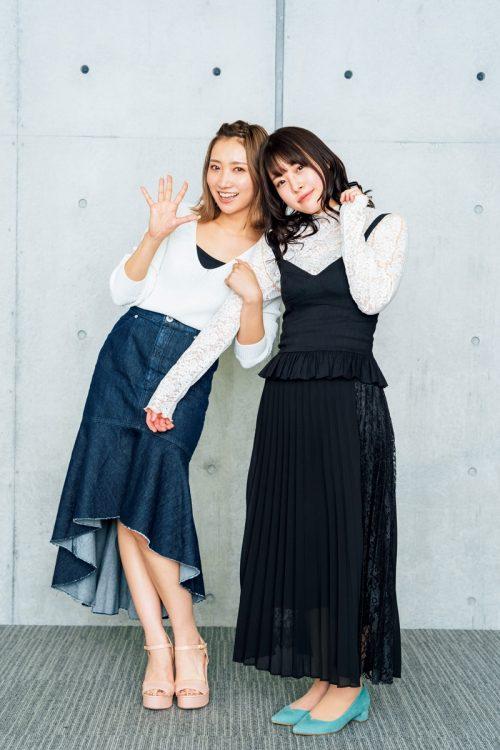 加美杏奈と八木奈々が語る「AV女優になった理由」