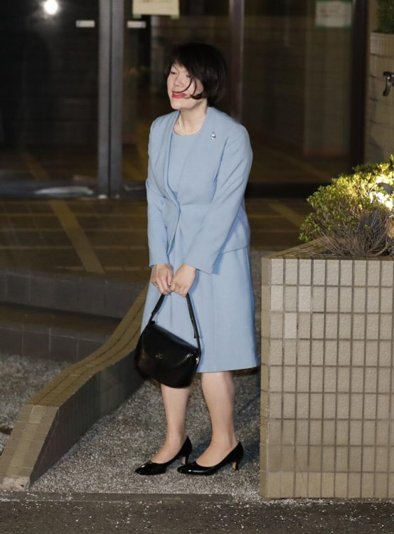 小室圭氏の母・佳代さん(写真/共同通信社)