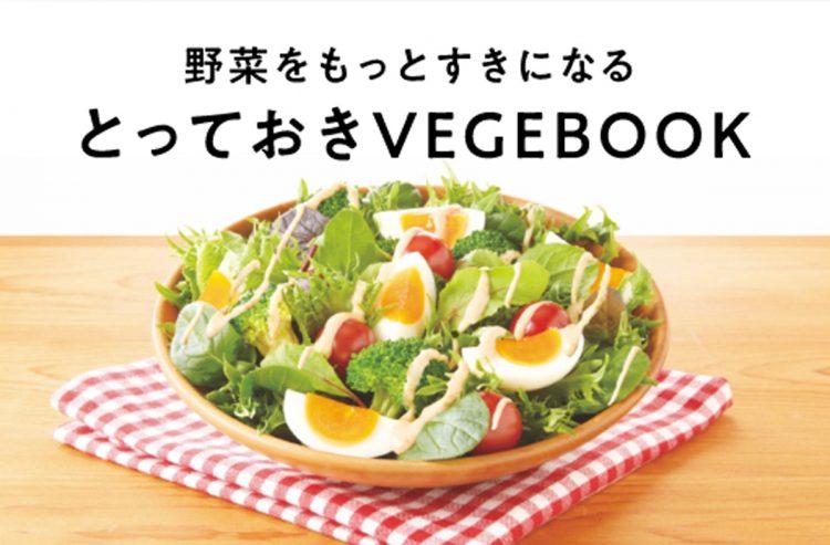 体験キットでの育て方や、収穫した野菜をおいしく食べられるレシピが盛りだくさん