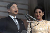 2020年の一般参賀の天皇皇后両陛下(写真/アフロ)