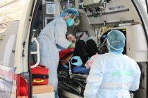 コロナ患者搬送「民間救急」急増 行政と連携