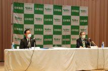 日本電産永守会長「これ以上の人物いない」 株主総会で新CEOの関氏を評価