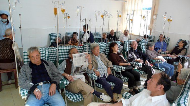 中国の「医療格差」の実態とは(写真=Imaginechina/時事)