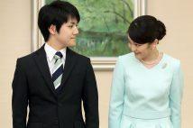 ふたりの関係は皇室に様々な影響を(時事通信フォト)