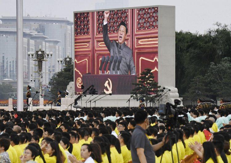 中国の超高齢化社会が様々な業界に影響(写真/共同通信社)
