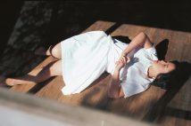 ヌードは、翌1983年夏に山形県の月山で撮影した
