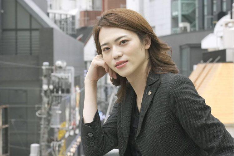 『息子のままで女子になる』主演の建築家・サリー楓さん(提供写真)