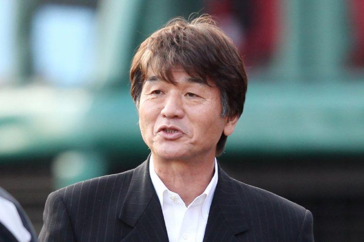 大島康徳さんは「余命宣告」を受けてから家族との接し方がどう変化したのか(2013年。時事通信フォト)