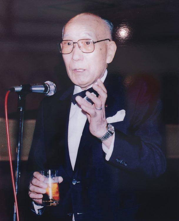 東京で洋服商「日照堂」を営んだ望月靖之さん