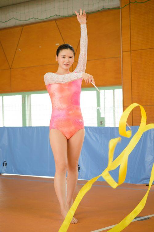 皆川るい(新体操 体育教室主催カップ2位)