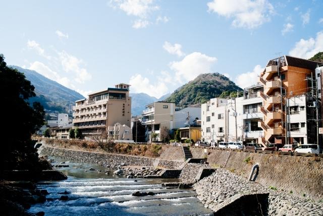箱根の旅館も中国人投資家のターゲットに(※写真の建物は本文と関係ありません)