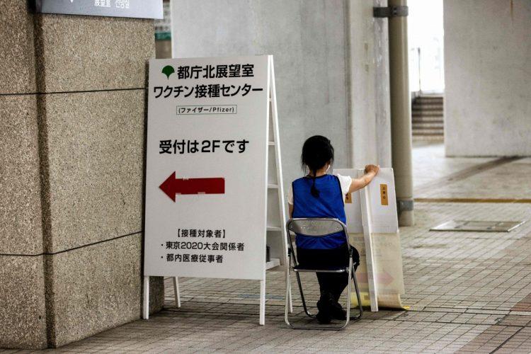 ワクチン接種は親戚一同「待望」だった(イメージ、AFP=時事)