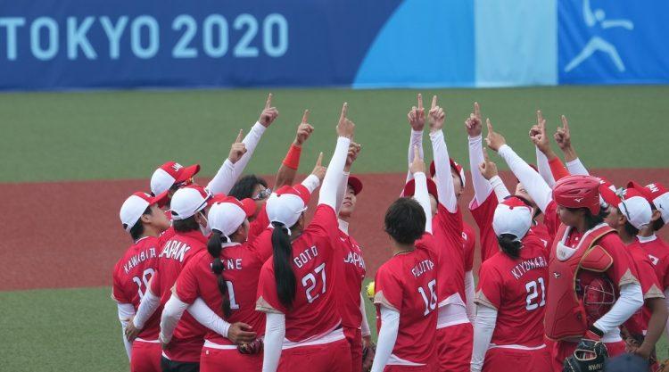 決勝戦を迎える日本