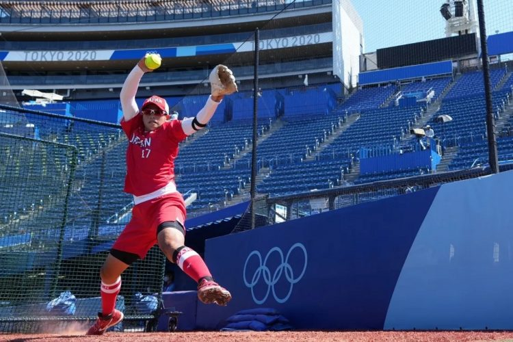 いよいよ決勝 上野由岐子が語った「ソフトボールを続ける原動力」