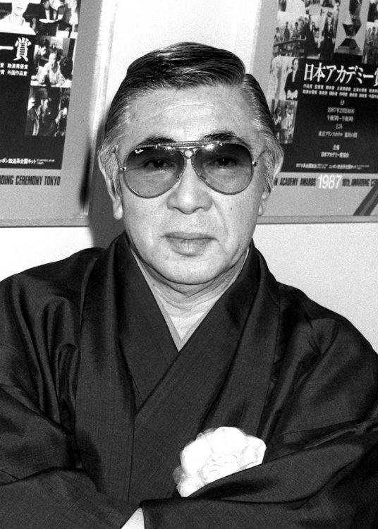 若山富三郎さんが息子・騎一郎さんへ遺した言葉(写真/共同通信社)