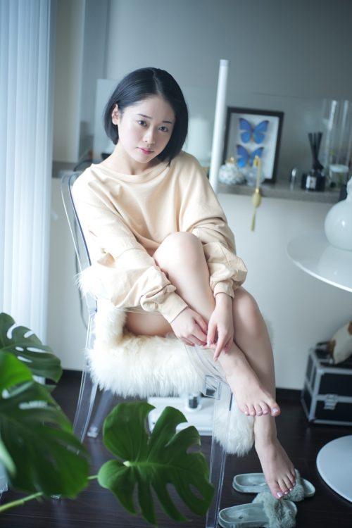 今年6月にデビューした新人セクシー女優・MINAMO