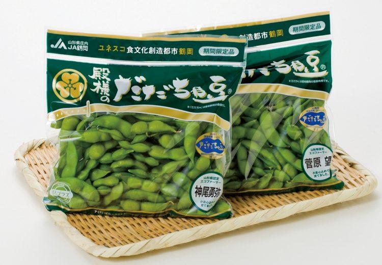 五木さんのおすすめは『殿様のだだちゃ豆』(JA静岡)