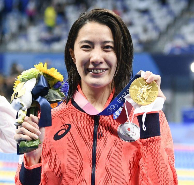 東京五輪では多くのスターが生まれている(代表撮影/JMPA)
