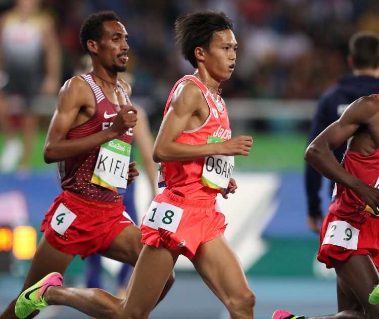リオでは10000で17位入賞、5000にも出場するも、その後マラソンにも積極的に参加するようになった
