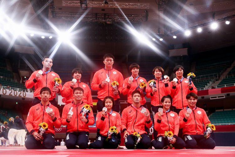 男女多数のメダル獲得者がいた柔道(写真=AA/時事)