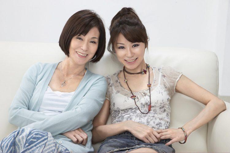 娘の真瀬樹里が野際陽子さんからの言葉を振り返る(写真は2008年ごろ撮影/事務所提供)