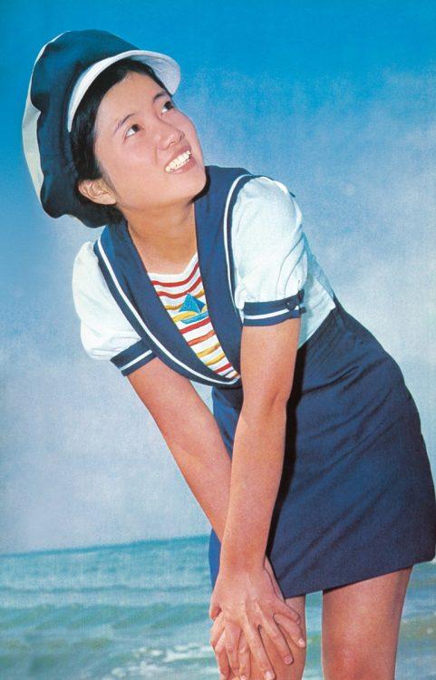 1972年、ファンの心をときめかせた女優たちを振り返る(写真は吉沢京子)