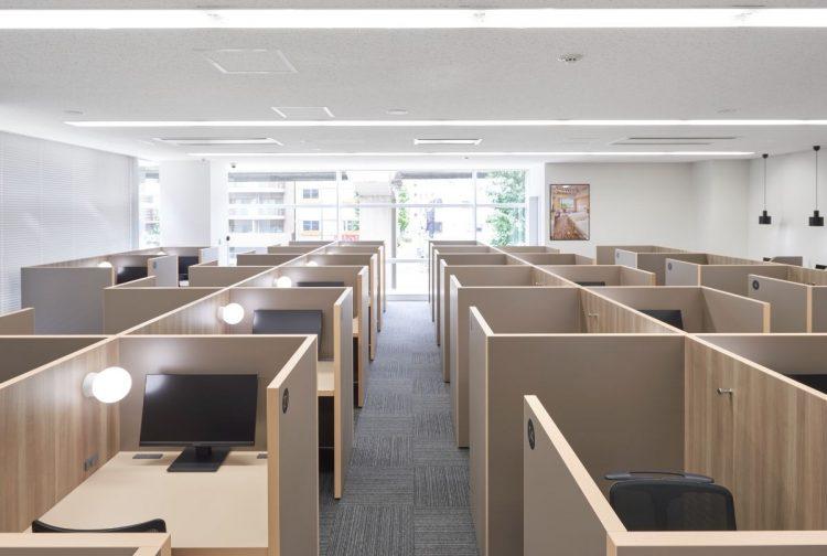 キリングループが契約しているシェアオフィスのひとつ「NewWork 上野」