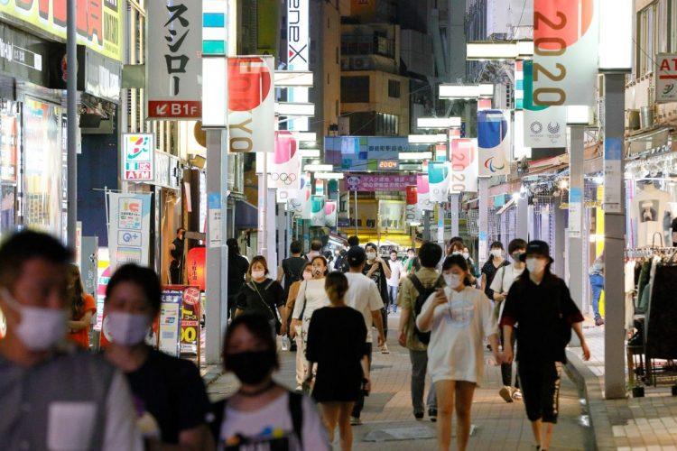 繁華街(東京・上野)の人出はコロナ前と変わらない状態に(撮影/内海裕之)
