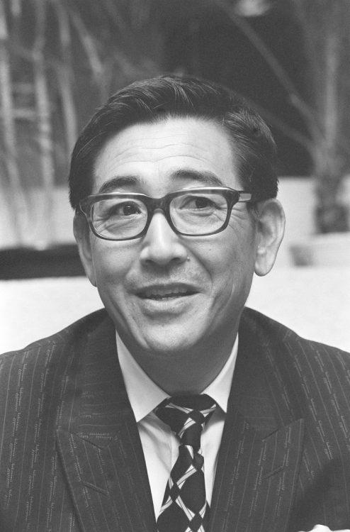 名優・鶴田浩二さんの証言を振り返る(時事通信フォト)