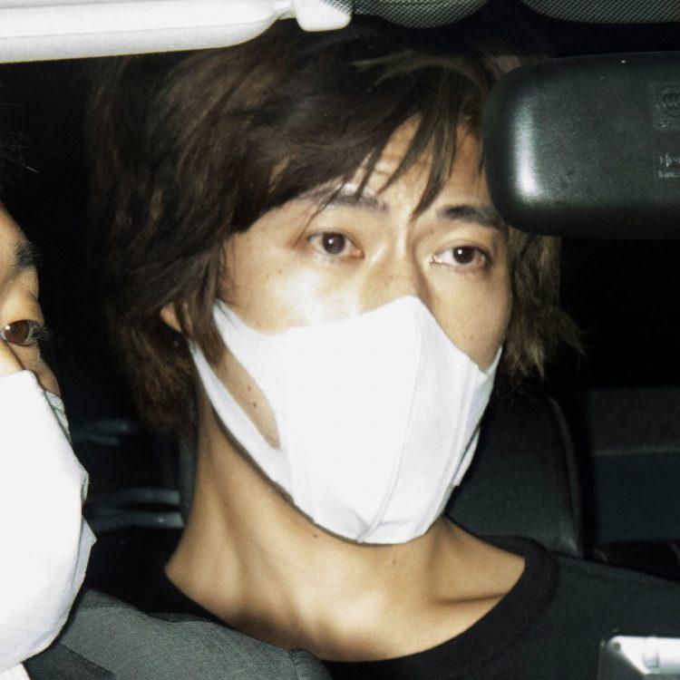 小田急線刺傷事件で逮捕された対馬悠介容疑者(写真/共同通信社)