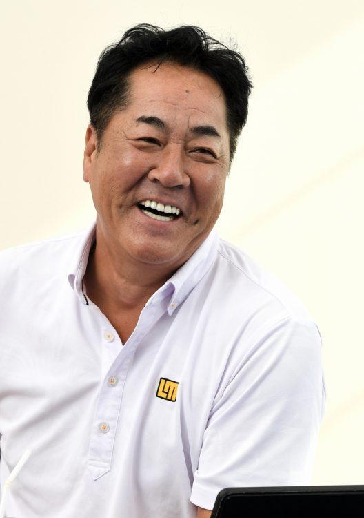 中西清起は岡田監督のもと一軍投手コーチとして2005年のリーグ優勝を経験