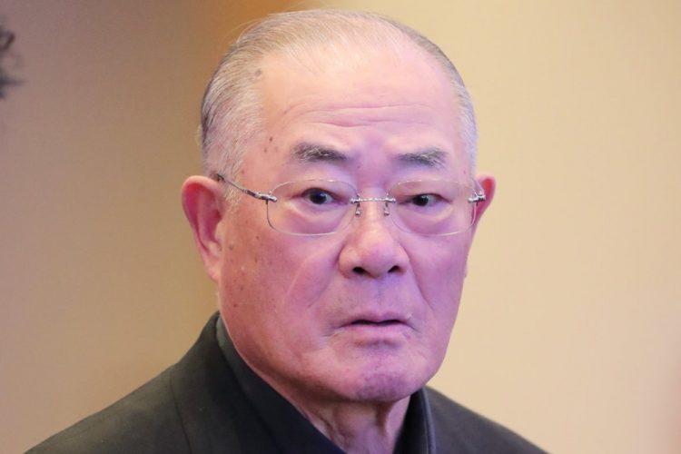 張本勲氏の問題発言は、頑固な性格の負の面が出ているのか(時事通信フォト)
