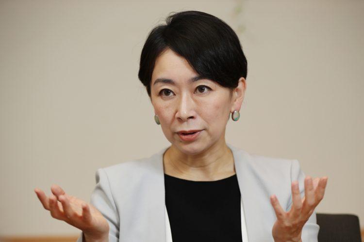 山尾志桜里氏は2017年にダブル不倫が報じられた(時事通信フォト)