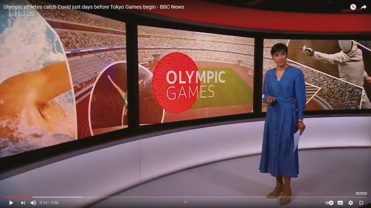 『BBC News』(YouTubeより)