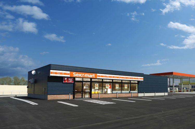 北海道を拠点に1171店舗展開するセイコーマート