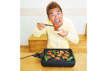 勝俣州和さんがフェイクミート焼肉に挑戦