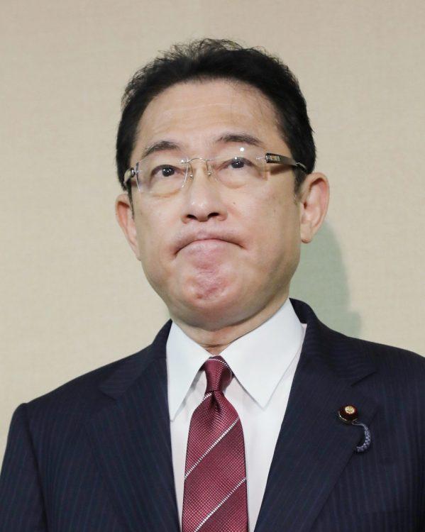 岸田文雄・前政調会長の評価は?(時事通信フォト)