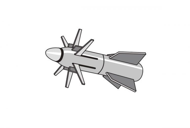 6枚の刃で標的を攻撃。その形状から「シュリケン」とも
