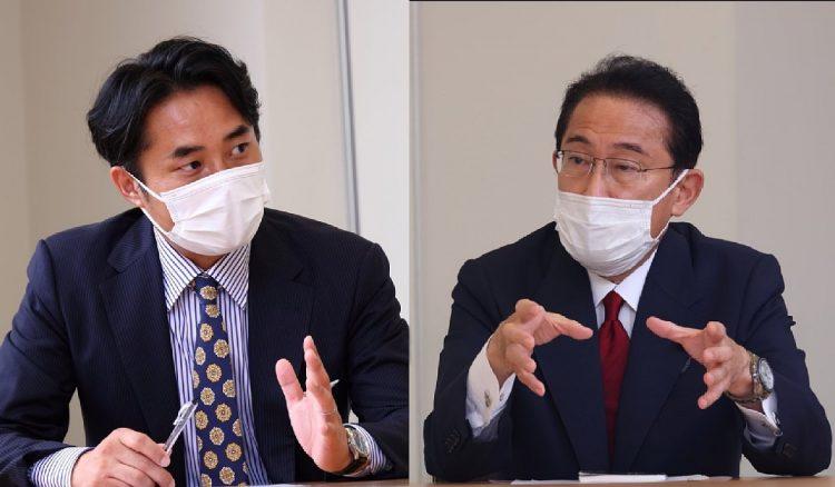 自民党総裁選にいち早く出馬した岸田文雄氏に杉村太蔵氏が直撃!