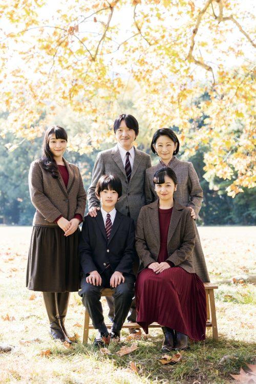 秋篠宮さまから「結婚することを認める」との発言