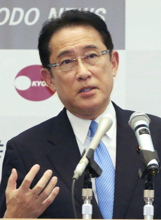 岸田文雄氏(時事通信フォト)