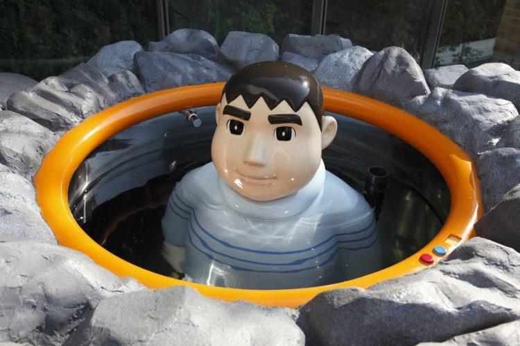 どこかに「きれいなジャイアン」を拝める泉があるとか…(C)Fujiko-Pro
