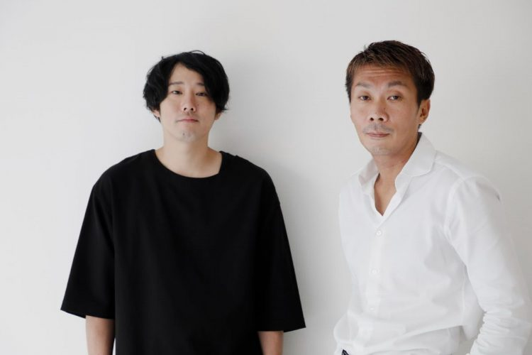 『ムショぼけ』著者の沖田臥竜さん(右)と、同作をドラマ化した藤井道人監督