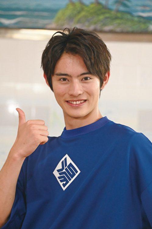 主人公・五十嵐一輝役に抜擢された前田拳太郎(写真提供/東映株式会社)