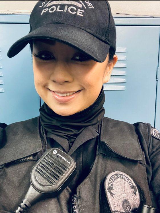 LAで警察官として働くYURI氏