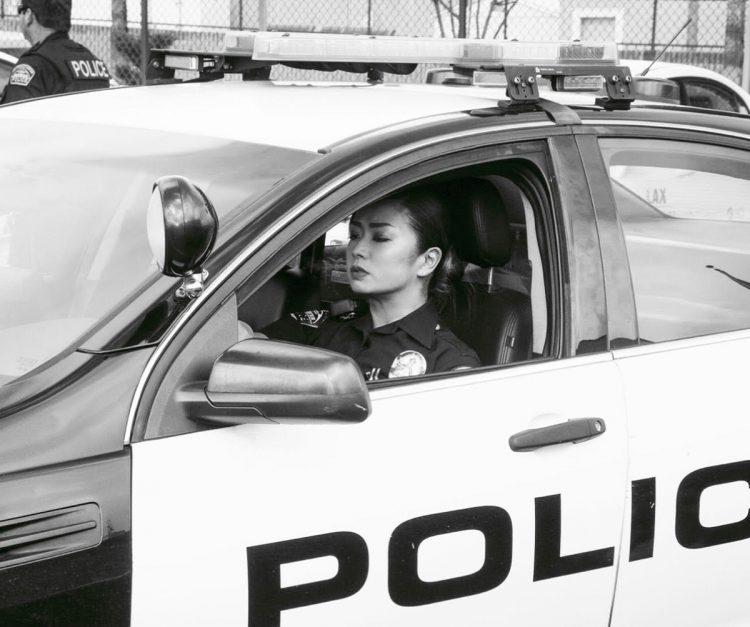 過酷な訓練を耐え抜き、アメリカで警察官になったYURI氏