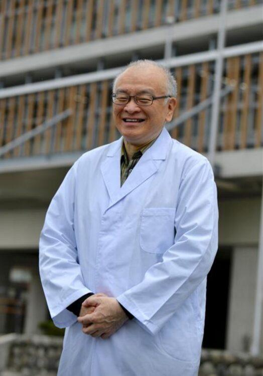 緩和ケア医の大橋氏