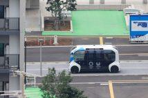 トヨタ、選手村バス事故の痛手 「自動運転」技術開発計画の見直しも