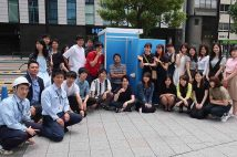 学生と地域住民が共助力で災害にそなえる。東京・神田「ワテラス」のエリアマネジメントがすごい!