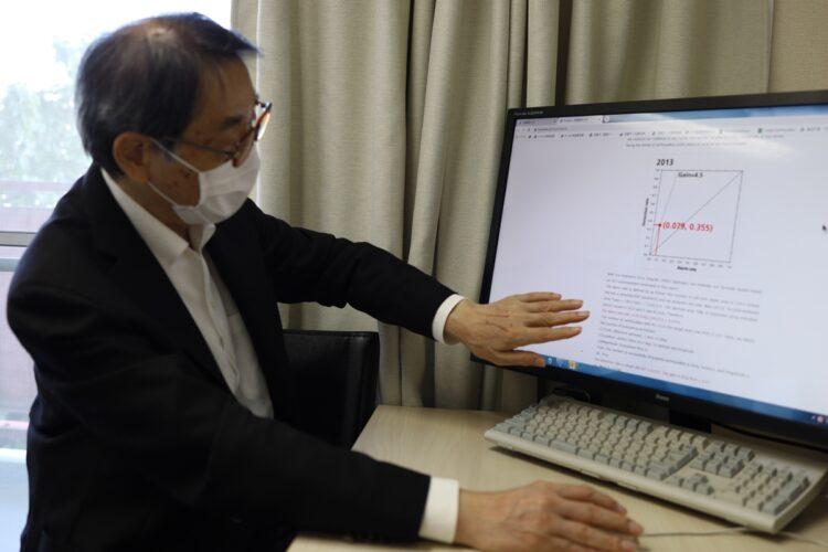 「地震解析ラボ」を発信する電気通信大学名誉教授の早川正士氏(写真/本人提供)